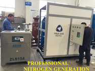 Mini Removable Nitrogen Generator Equipment Food Grade 3-50 Nm3/H Capacity
