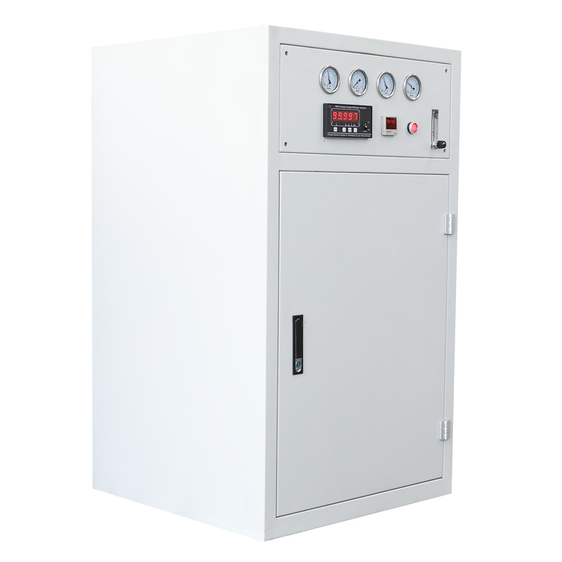 Cabinet Style 1 m3/H, Purity 99% Psa Nitrogen Generator All in One